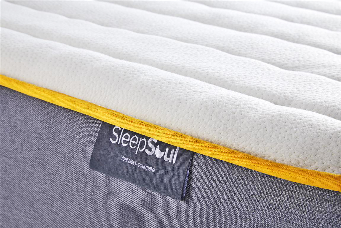 Medium SleepSoul Mattress class=