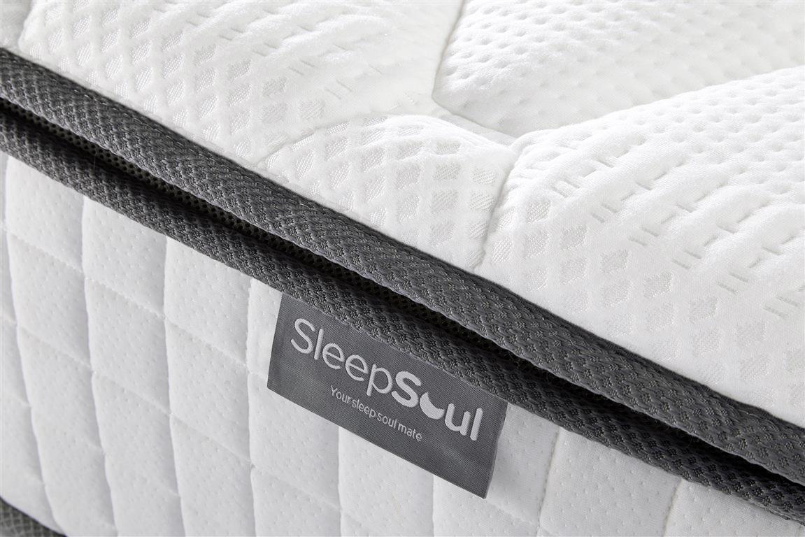 Sleep Soul Medium Mattress class=